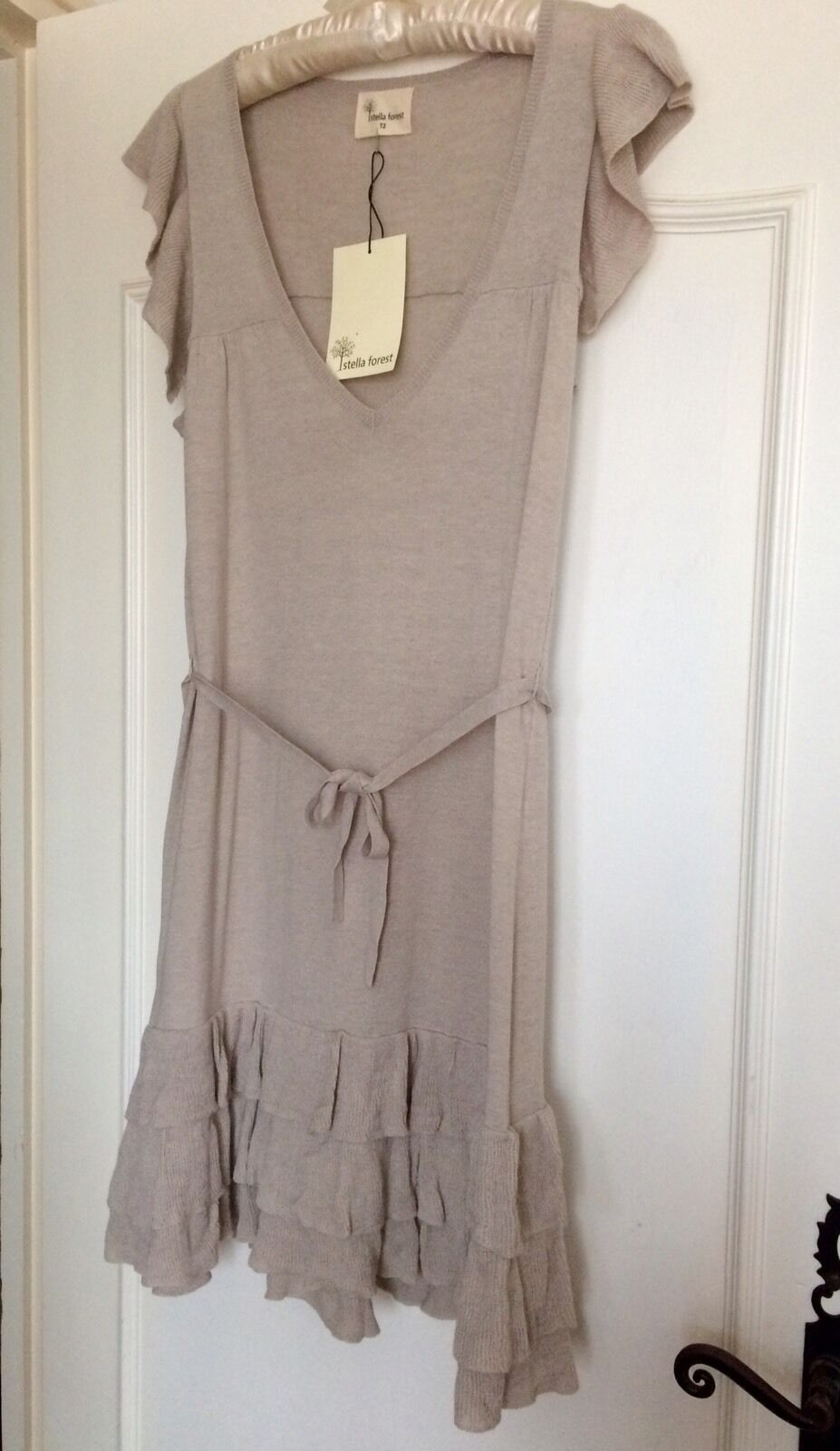 Robe   Dress Stella forest T2 neuve, Sexy volants