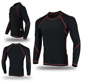 Vélo homme proathletica / Gym compression / couche de base thermique ventilé aisselles top  </span>