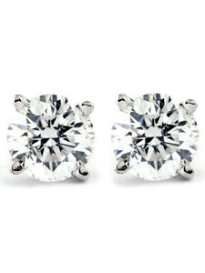 3-4Ct-Natural-Diamond-Studs-Available-in-14K-White-And-Yellow-Gold-Setting