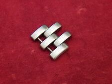 CARTIER SOLID STEEL SANTOS COUGAR PANTHERE BAND BRACELET LINK 16MM 16.6 MM