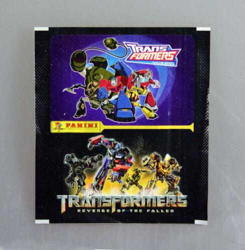 Sammelbilder 10 Tüten Transformers Album Sticker Sammel-album