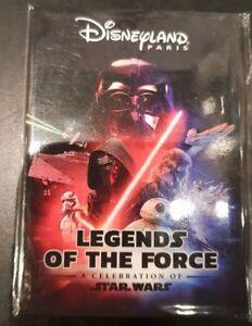 Magnet//magnet star wars legends of the force poster poster disneyland paris