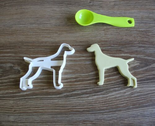 Vizsla Cookie Cutter Chien Chiot Pet Treat Puppy Pupcake Topper Cake
