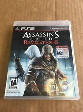 Assassin's Creed Revelations For PS3 Play Station Three