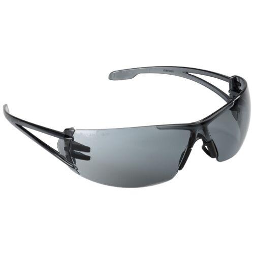 extrem leicht Arbeitsschutzbrille Infield Schutzbrille dunkel getönt