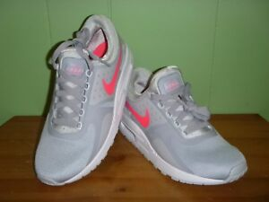 cce7574a0ee Nike Air Max Zero Essential Girl s Shoes Sz.7 Y US Grey Pink NWOB