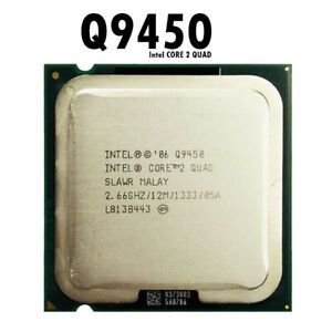 Intel-Core-2-Quad-Q9450-2-6-GHz-Quad-Core-CPU-Processor-12M-95W-1333-LGA-775-Lot