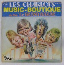 Morchoisme 45 tours Charlots Le grand Bazar 1973