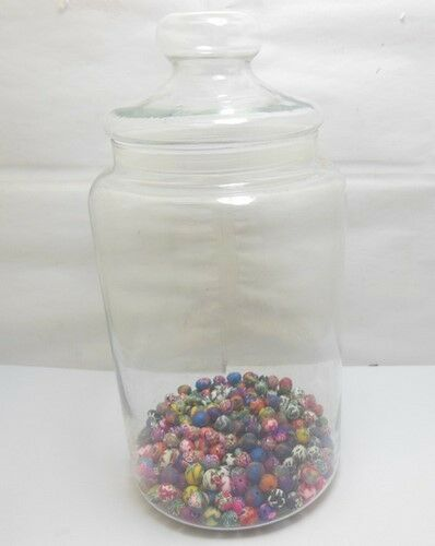 1X Wedding Event Lolly Candy Buffet Apothecary Jar 30cm High