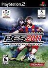 Pro Evolution Soccer 2011 (Sony PlayStation 2, 2010)