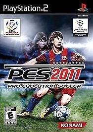 Pro Evolution Soccer 2011 (Sony PlayStation 2, 2010) for sale online | eBay