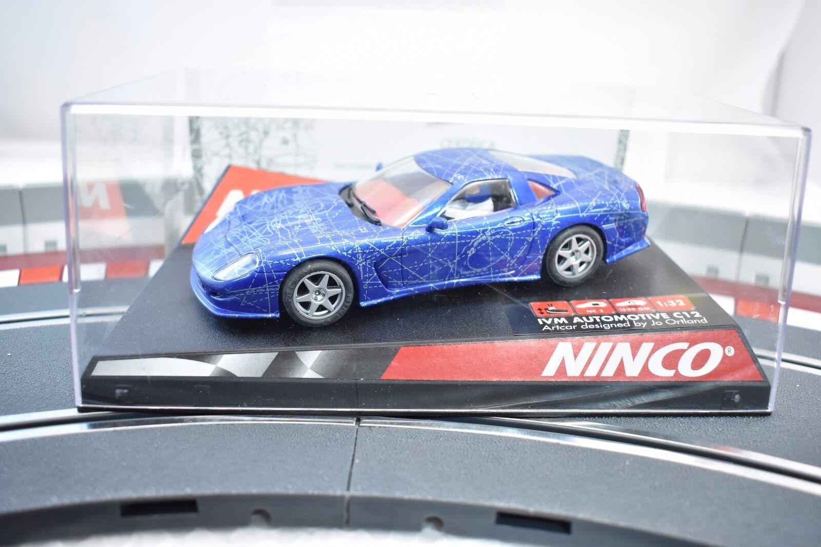 NINCO 1 32 SLOT CAR 50248 IVM C12   ART CAR