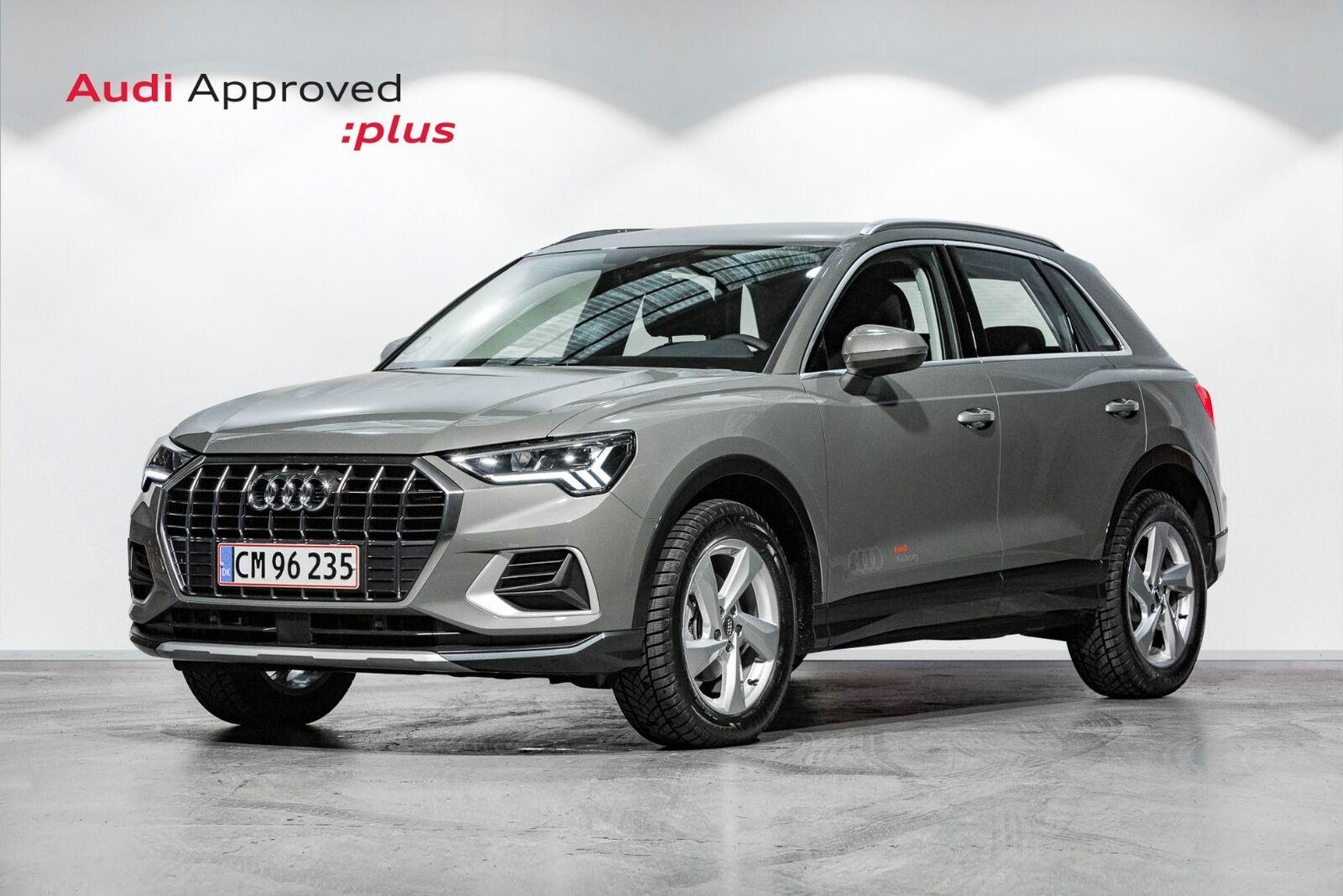 Audi Q3 35 TDi Advanced S-tr. 5d - 453.000 kr.