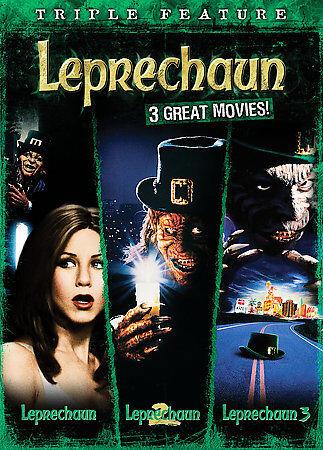 Leprechaun Dvd By Warwick Davis Jennifer Aniston Mark Jones Barry Barnholtz For Sale Online Ebay Parody/spoof creature film slapstick absurd comedy teen movie. ebay