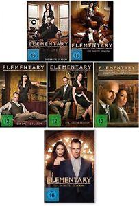 36-DVDs-ELEMENTARY-STAFFEL-SEASON-1-6-IM-SET-NEU-OVP