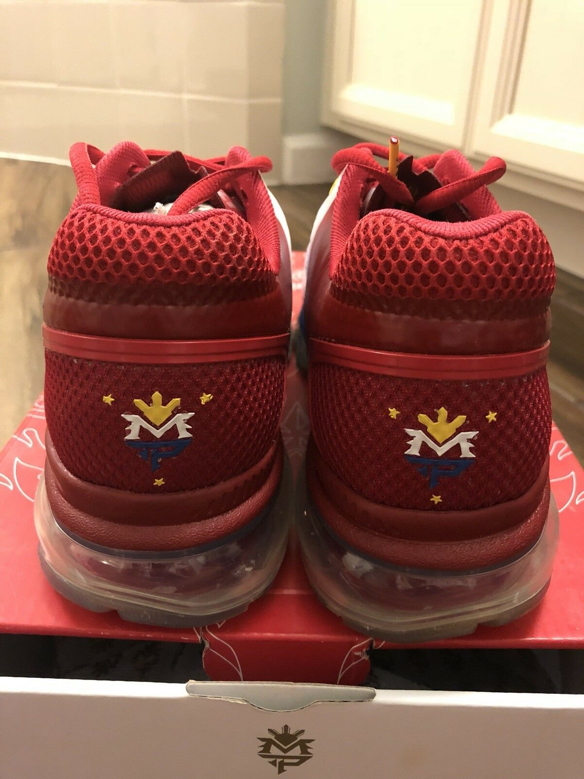 Nike Air Trainer 1.3 Max Breathe MP Pacquiao Manny Pacquiao MP Size 8 58a871