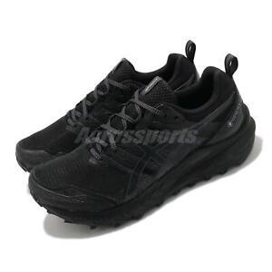 Asics Gel-Trabuco 9 G-TX Gore-Tex Black Men Running Shoes Sneakers 1011B027-001