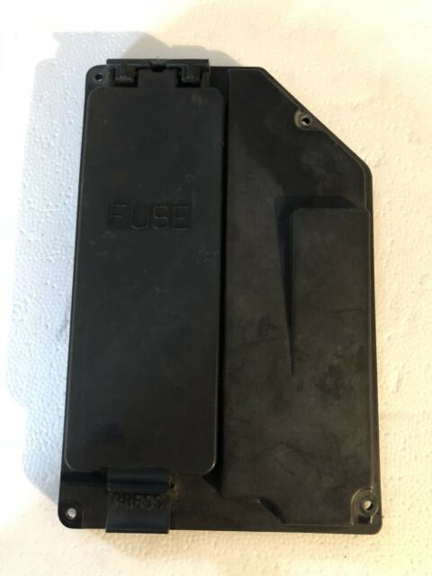 1999 2000 Volvo S70 V70 XC70 Under Hood Fuse Box Cover OEM ...