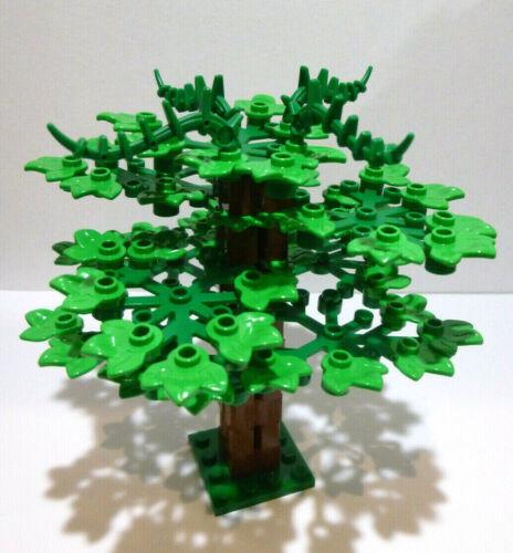 1 x LEGO® °°°Große Alte Eiche,Erle,Buche,Pflanze,Baum °°°neu 89 Teile.