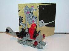 LEGO SPACE No 6822 SPACE DIGGER 100% COMPLETE + INSTRUCTIONS - 1980s