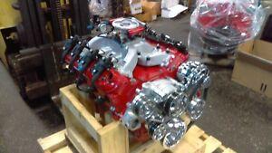 Details about CHEVY LS CRATE ENGINE 6 0L LS2 LS1 LS3 LSX 570HP /BILLET  SPECIALTIES SERP KIT