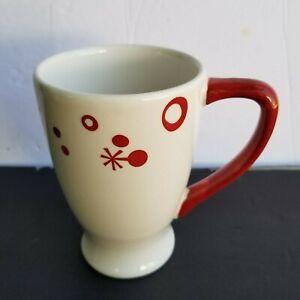 Ceramica Dolomite Forever.Pier 1 Import Christmas Mug Flurry 16oz Ceramic Coffee Tea