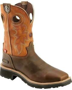 1d488a9f5f0 Details about Tony Lama Men's 3R Comanche Waterproof Work Boot Composition  Toe - RR3300