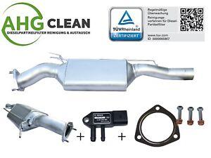 4F0254800X OE 4F0254800CX Dieselpartikelfilter Audi A6 4F0254800GX
