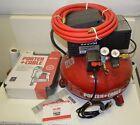 PORTER CABLE CFBN125A 18-GAUGE BRAD NAILER AIR COMPRESSOR Combo Kit 15 AMP