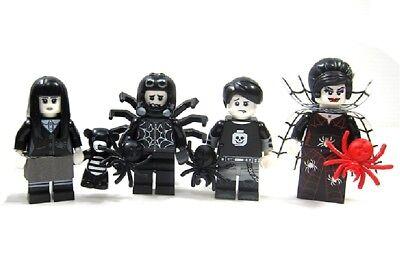 NEW LEGO 71007 Series 12 Minifigures Spooky Girl 71013 Series 16 Spooky Boy SEAL