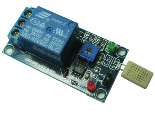 Humidity-sensitive switches Humidity switch modules Humidity controller