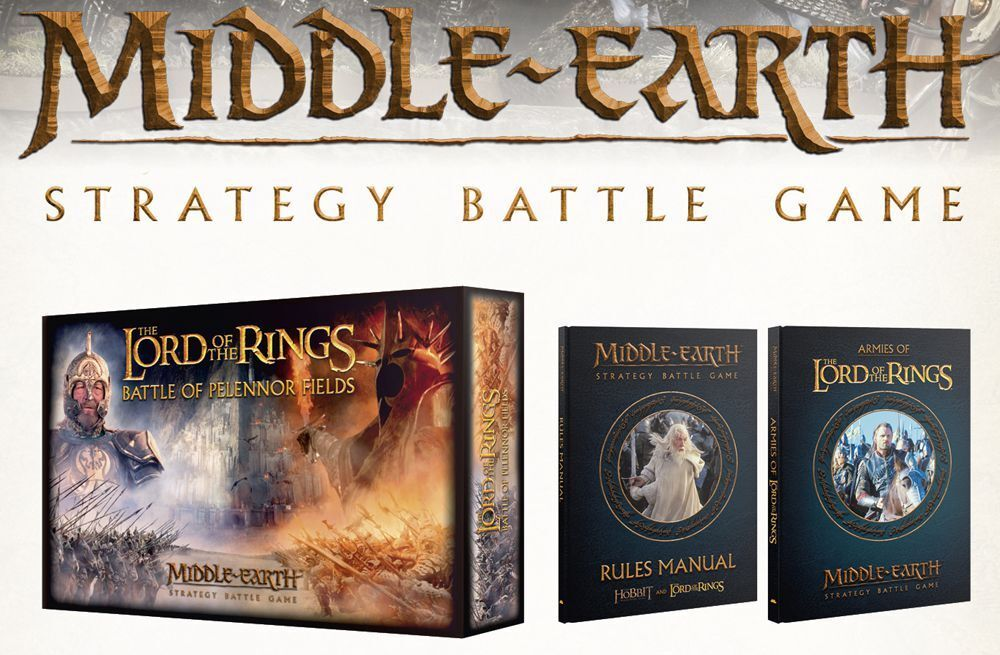 Lord of the Rings the Battle on the Pelennor Fields (German) Bundle Lotr Hdr