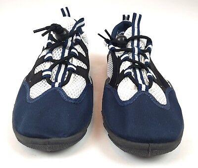 100% Quality Tusa Sport Men's Water Shoes- Men's Size 8 Blue New! Profit Small