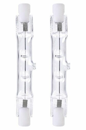 Eco Energy Halogen Security Light Bulb R7s J78 80w or 120w