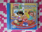 NEW Fisher Price Little People Discovering Music Songs & Games Music CD Kids