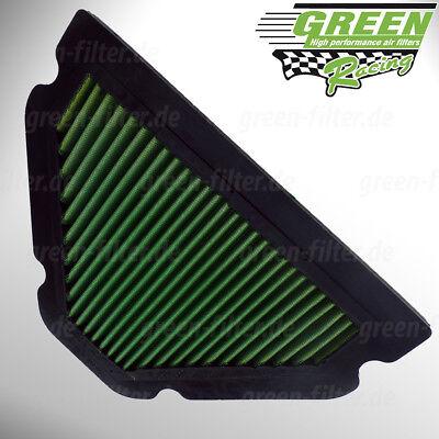 MK0534 Kawasaki ZX6R NINJA Green Sportluftfilter ab 05 // Bike Filter Bj
