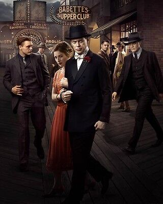 Boardwalk Empire [Steve Buscemi & Cast] (54365) 8x10 Photo