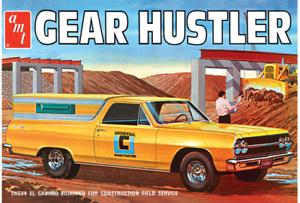 AMT 1096 1965 Chevy El Camino Gear Hustler 1 25 Scale Kit