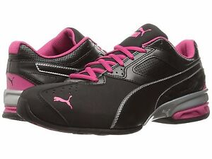 Puma Shoes  Puma Tazon 6 Womens Sports Shoes WhitePink
