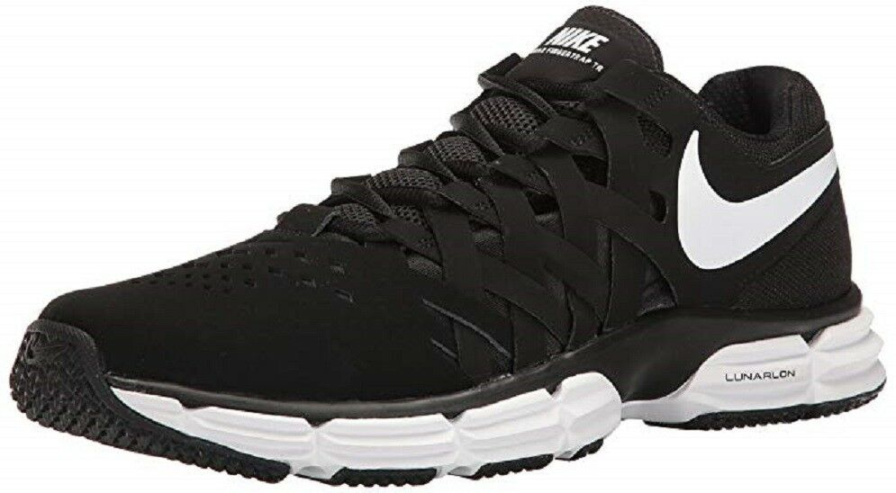 Nike NEW Mens Lunar Fingertrap Fashion Cross Trainer shoes 898006-001 sz 11  75