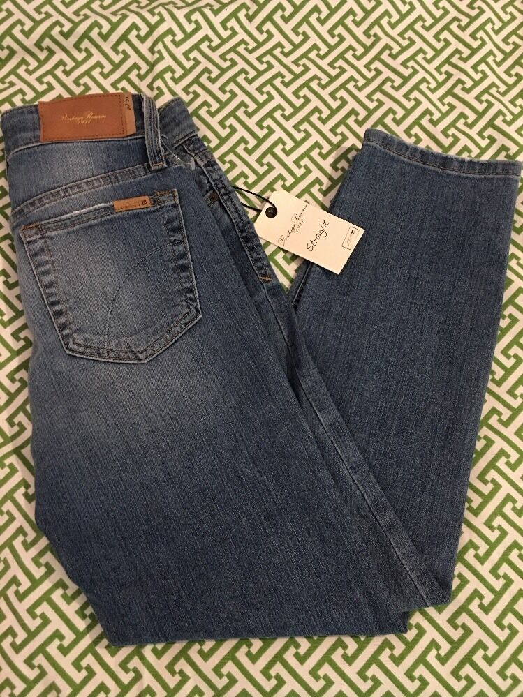 NWT Joe's Jeans Vintage Reserve 1971 Skinny Ankle Sz 23 color LTE (Lottie)
