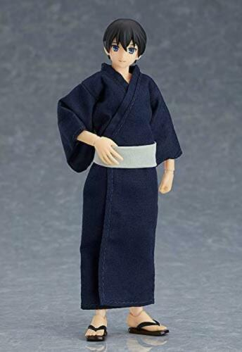 with Yukata Outfit Max Factory figma Styles Male Body Ryo