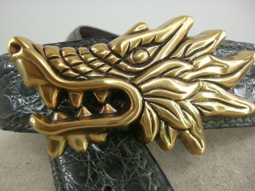 Original Reptile/'s House Gürtelschliesse Schnalle neu Wechselschliesse S-002