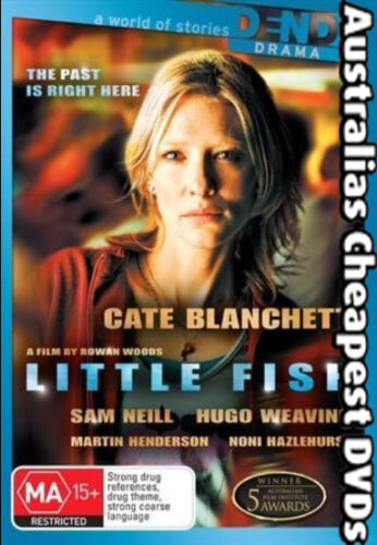 1 of 1 - Little Fish DVD NEW, FREE POSTAGE WITHIN AUSTRALIA REGION 4