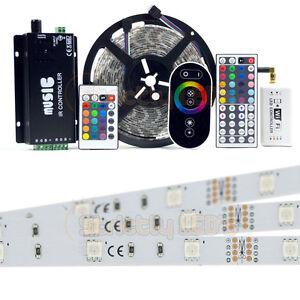 RGB-5050-LED-STRIP-LIGHTS-COLOUR-CHANGING-TAPE-UNDER-CABINET-KITCHEN-LIGHTING-UK