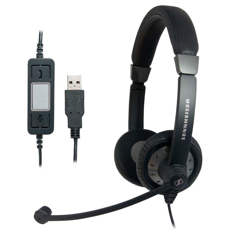 Headset, Sennheiser SC 70 USB MS, Perfekt