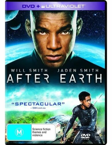 1 of 1 - After Earth (DVD, 2013) NEW R4