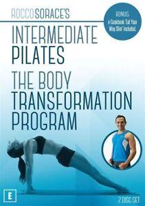 Rocco-Sorace-Intermediate-Pilates-amp-Body-Transformation-DVD-NEW-Region-4-Austr