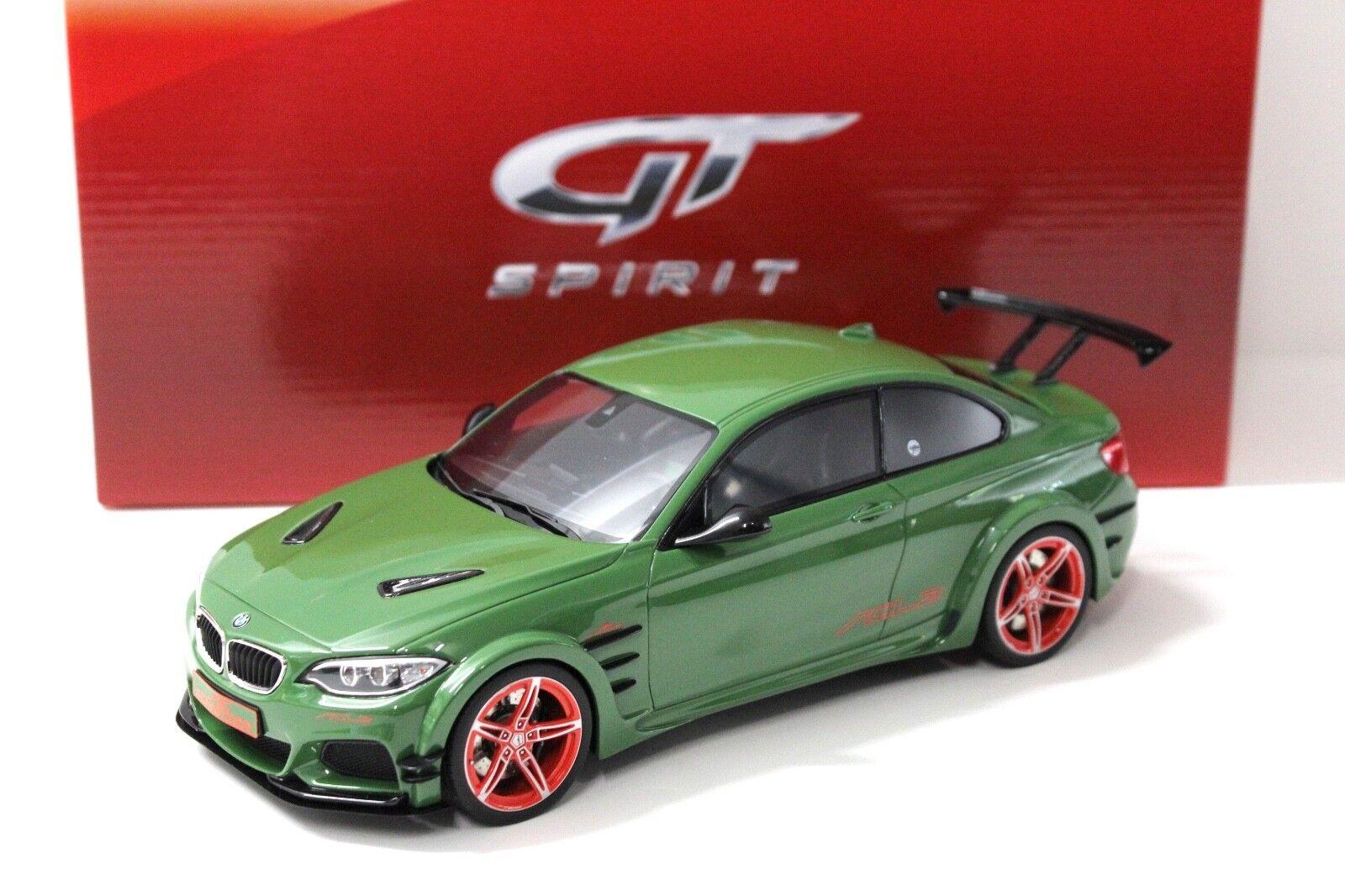 1 18 GT Spirit BMW 235i AC Schnitzer ACL2 Coupe Grün SP NEW bei PREMIUM-MODELCA  | Für Ihre Wahl