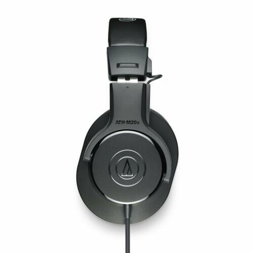 Audio-Technica ATH-M20x Professional Headphones NEW FREE 2DAY SHIPPING